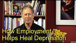 The Role of Work in Healing Depression