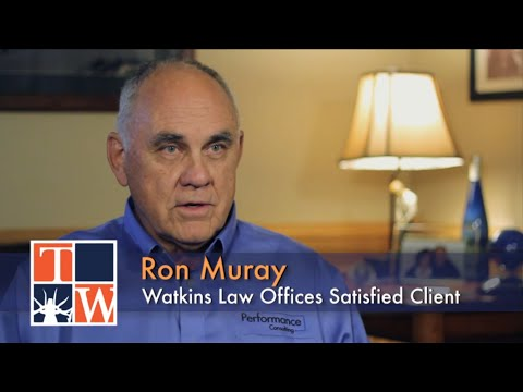 When the IRS Turns Life Into a Nightmare-The Story of Ron Murray, Satisfied Client of The Law Offices of Travis W. Watkins, P.C.