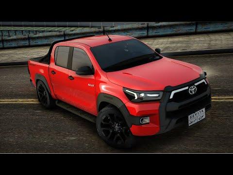 2021 Toyota Hilux invincible Exclusive