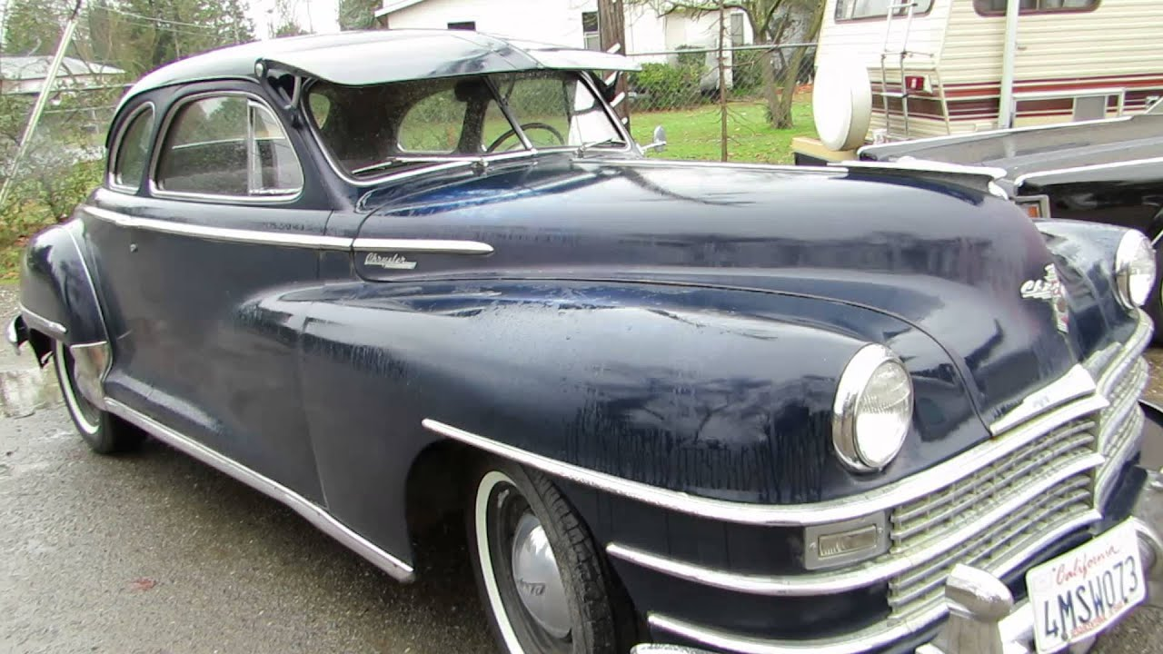 Take A Look About 1948 Chrysler with Captivating Pictures