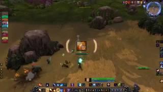 ВЕСЁЛЫЙ ФАЕР МАГ БГ ЛЕГИОН 7.3.2. World of Warcraft