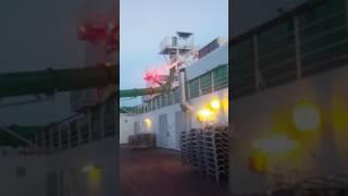 Carnival Pride 2017 7 day cruise Grand Turk, Half Moon Cay, and Freeport Bahamas
