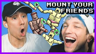 Mount your Friends mit REZO I Julien Bam Twitch Highlight