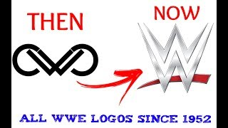The History of The WWF/WWE Logos (1952-2014)