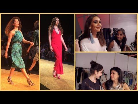Vero Moda Marquee 2015 Fashion Show Vlog!