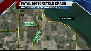 Fatal Motorcycle Crash in Canyon Co.