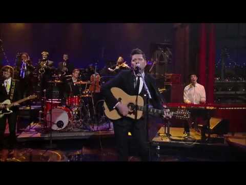 Findlay Brown :: Love Will Find You (live on The Tonight Show w/ David Letterman)