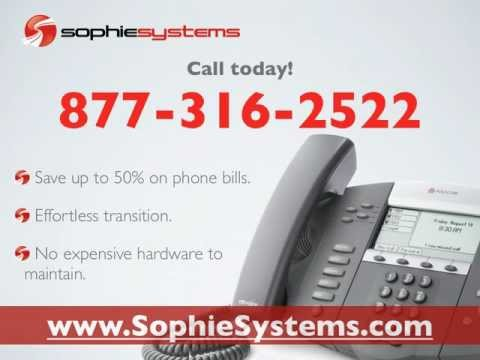 Hosted PBX - Sophie Systems