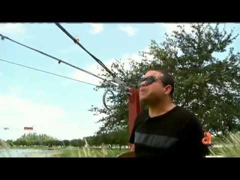 Rodny ayudando a la comunidad: Cables de internet para Cuba - América TeVé