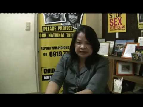 Filipino Mothers Sell Their Child prostitution in the Philippines