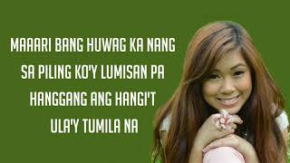 Download Video Moira Dela Torre  -Tuwing Umuulan (lyrics) MP3 3GP MP4