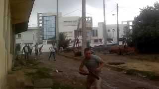 مشادات عنيفة أمام مقر فرقة الجمارك ببوحجّار بسبب المزاد العلني