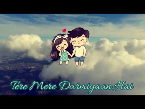 Tere Mere Darmiyaan | Romantic Song | Whatsapp Status Video