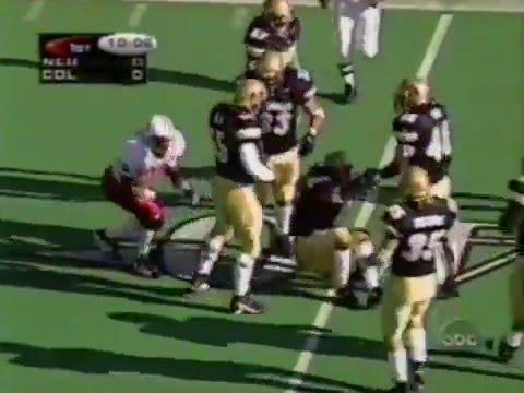 1997 Nov 28 - Nebraska vs Colorado