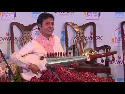 #ZeeJLF2017: Morning Music - East Meets Middle East - Day 5