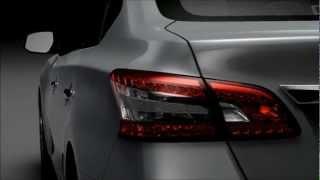 TestDrive All New Nissan Sylphy 2012 (L12F)