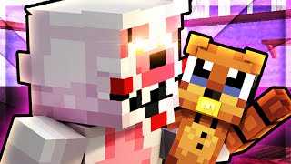FNAF Who's Your Daddy - MANGLE IS OUR MOMMY?! (Minecraft FNAF Roleplay)
