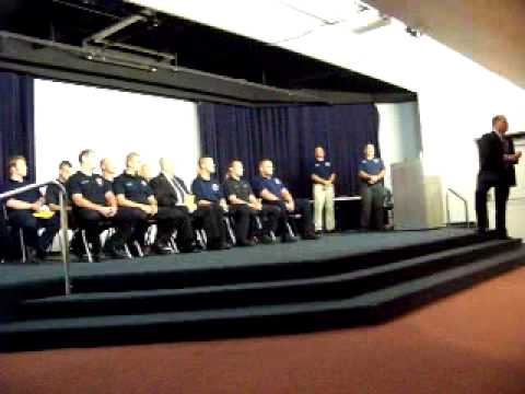Franklin County Ohio Firefighters Grant Medical Center EMS Education Graduation Class 83