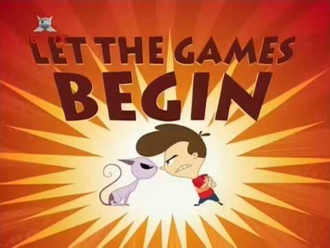 Kid vs Kat - Let the Games Begin - Night of the Zombie Cat || TRADUS IN ROMANA