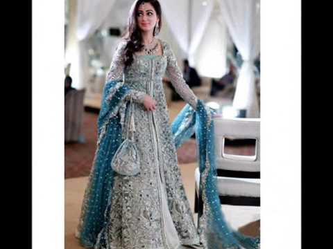 Top Pakistani Wedding And Bridal Dresses 2017 Youtube
