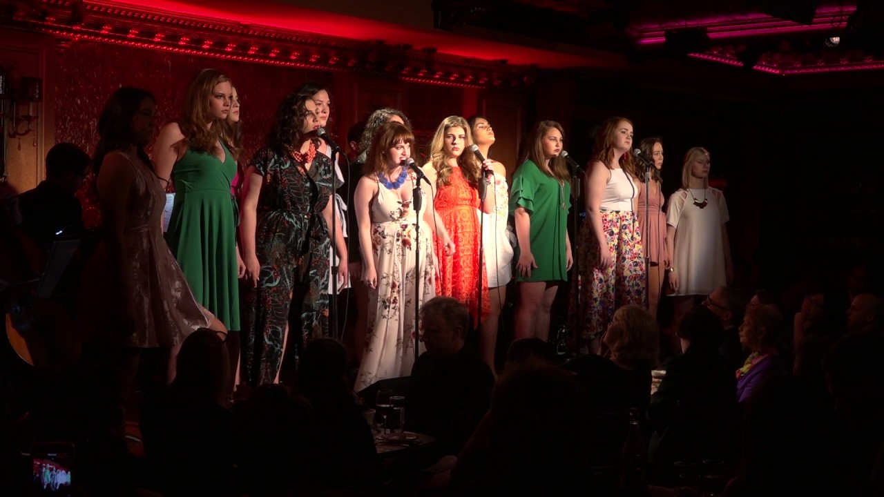 """No Man Alive"" from HALONA & OPHELIA — Hatched @ 54 Below"