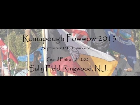 Ramapough Lunaape Nation Powwow 2013