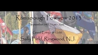 Ramapough Lenape Nation Powwow 2013