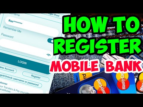 How To Register For Mobile Banking ll Digital Bank Register Mobile Application l Fransi Mobile Bank