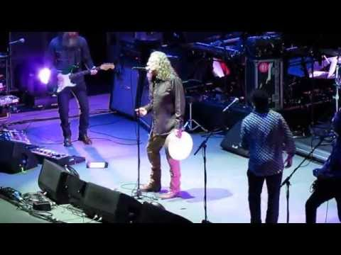 Robert Plant and the Sensational Space Shifters - Rainbow - Roma Auditorium (12.07.2014)