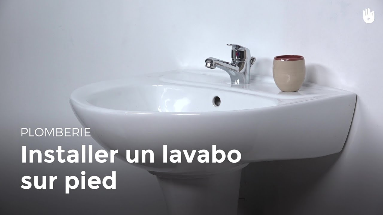 Comment Placer Un Lavabo