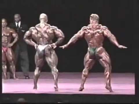 YouTube - Ronnie Coleman vs Jay Cutler 2001.flv