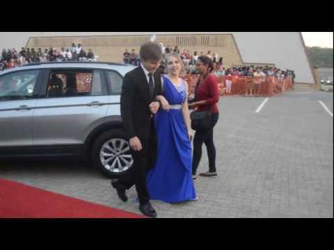 Watch Video: Ladysmith High School matric farewell