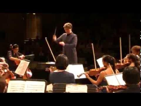 Wesleyan University Orchestra, Fall Concert
