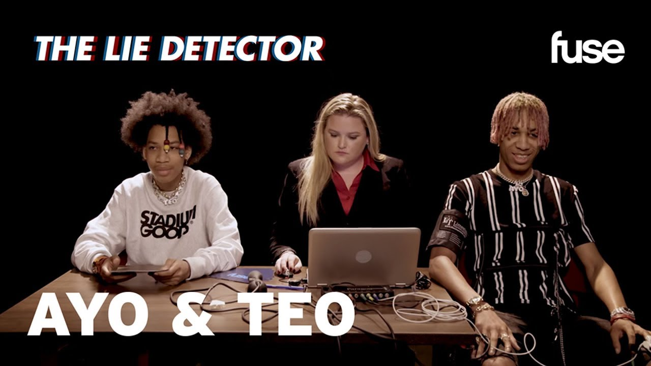 Mtv dating show with lie detector