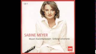 Sabine Meyer, Mozart Clarinet Concerto in A major Kv 622