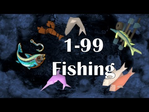 OSRS 1-99 Fishing Guide [Members] : rsguides