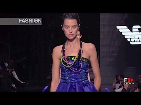 EMPORIO ARMANI Spring Summer 2019 Milan - Fashion Channel