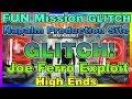 MISSION Glitches | The Division | Napalm Production Glitch/Exploit Joe Ferro|High Ends|XBOX|PC|PS4