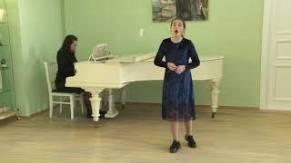 Зржельская София академический вокал соло категория 10-13 лет 1 тур