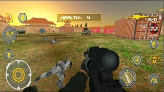 Mission IGI: Free Shooting Games FPS - Android GamePlay - FPS Shooting Games Android