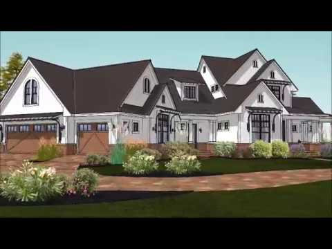 home blueprint design architectural designs house plan 16853wg virtual tour youtube 4174