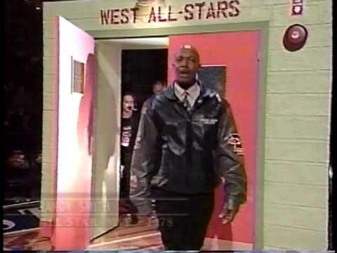 50-Year NBA All-Star MVP Ceremony - 2/11/01