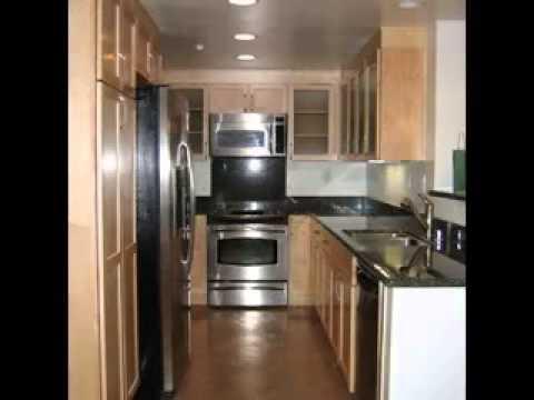 Galley kitchen design ideas - YouTube