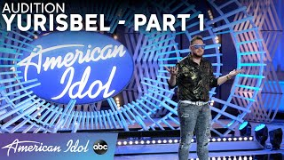 "Spicy! Yurisbel Reminds Katy Perry Of A ""Latin Luke Bryan""! Part 1 - American Idol 2021"