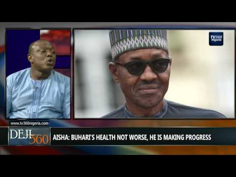 DEJI360 EP 158 Part 2: President Buhari misses FEC meeting for the third time (Nigerian News)