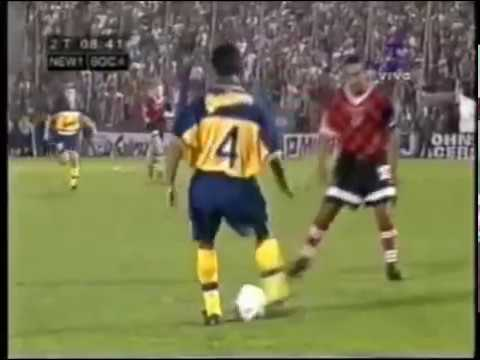 Nolberto Solano vs Newell's Old Boys (Clausura 1998)