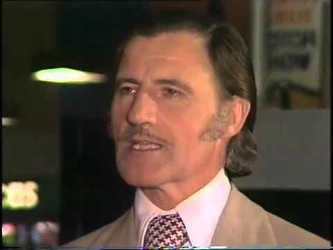 Formula one Graham Hill Interview Drive in 1975
