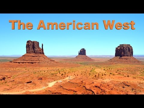 "The American ""Wild"" West - Traveling Robert"