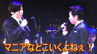 高橋一生 藤井フミヤと歌い、語る 『おんな城主 直虎コンサート』実況レ...