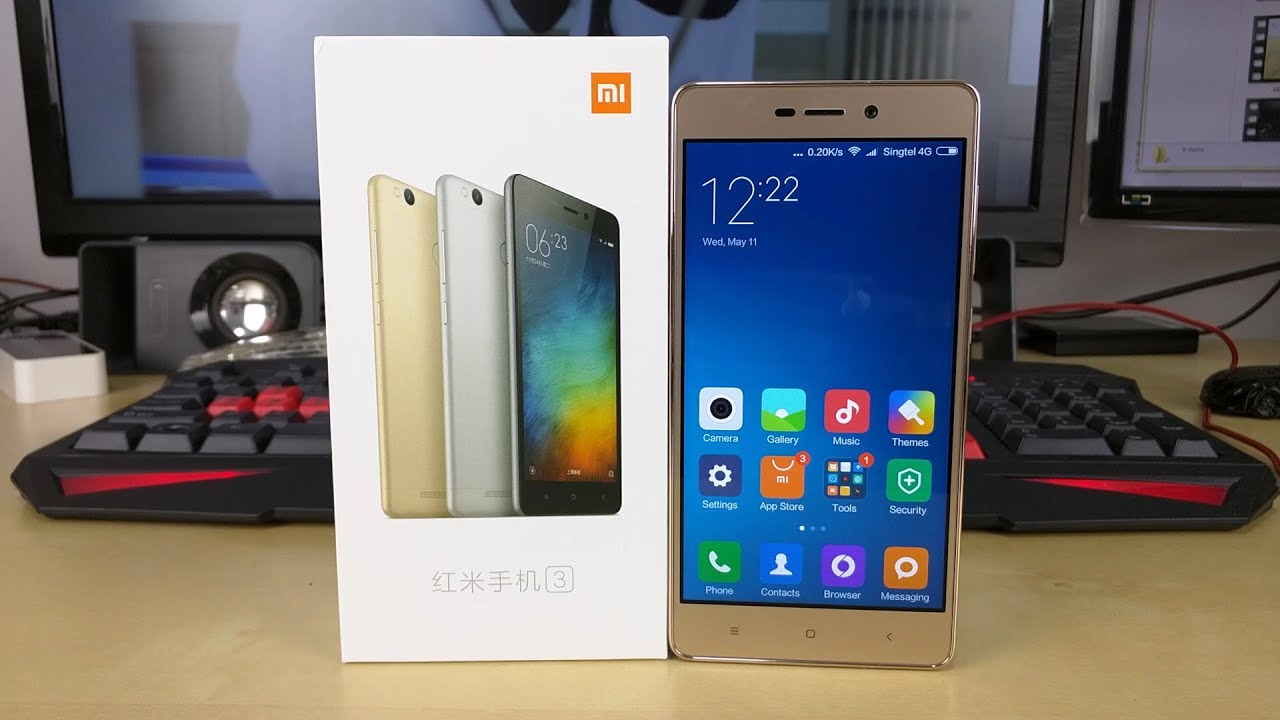 Xiaomi Redmi 3 Pro User Review